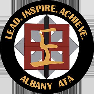 Albany ATA Martial Arts Logo