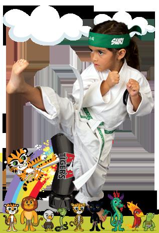 ATA Martial Arts Albany ATA Martial Arts - ATA Tigers